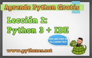 Instalando Python + IDE