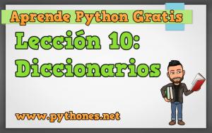Diccionarios en Python