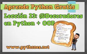 Decoradores en python-