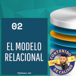 El modelo relacional bases de datos